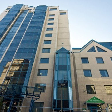 Business center Horizon Office Towers - office rent Kyiv