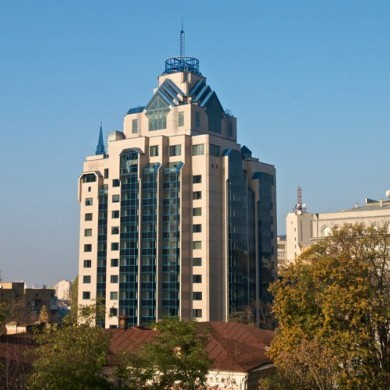 Бизнес центр Horizon Office Towers (Горизонт) - аренда помещений Киев