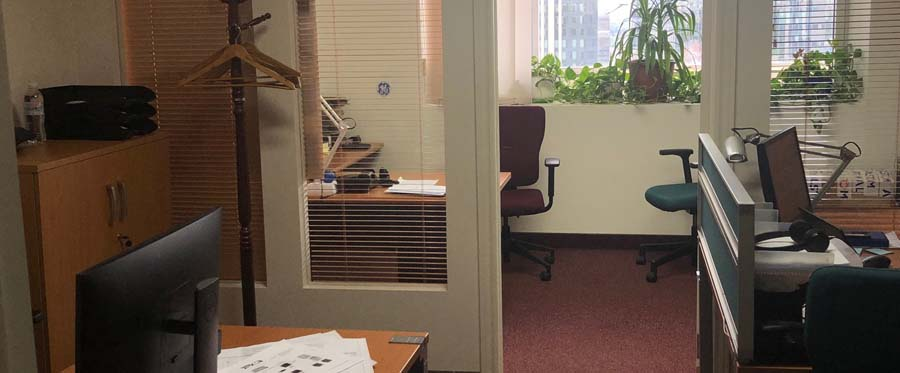 Аренда офиса в бизнес центре на 11 этаже площадью 270 кв м