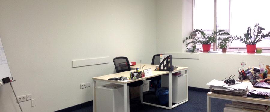 Аренда офиса в бизнес центре 120 кв м