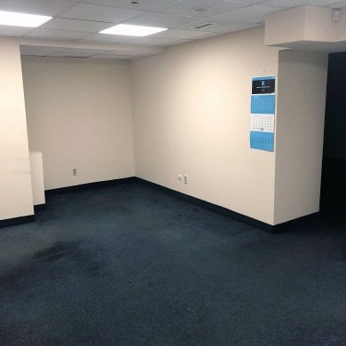 Rent office in the business center with an area of 67 sq