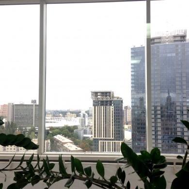 Оренда приміщень в бізнес центрі 120 кв м